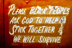 Please Black People Ask God to Help Us Stick T...