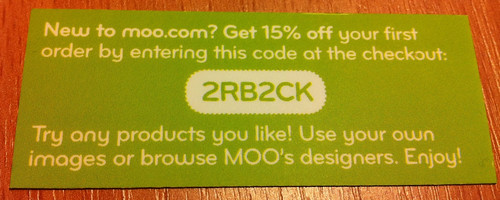 Moo Cards Discount