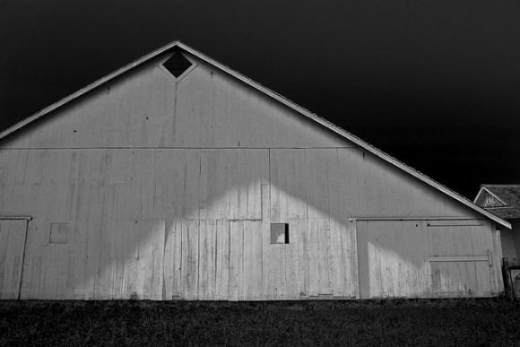 Pierce Point Ranch Barn by Scott Loftesness