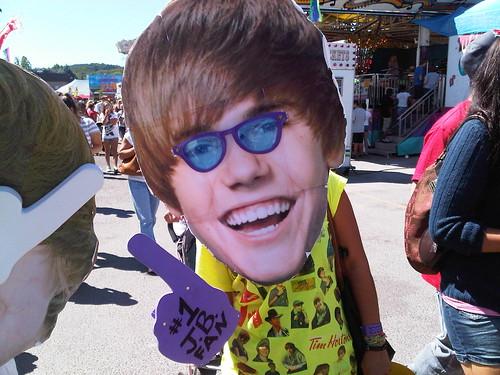 2010.09.05 Justin Bieber's #1 Fan