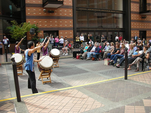 A Street Show in Portland's Public Space