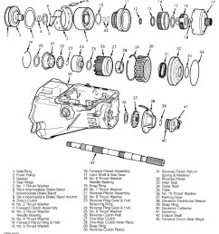 c6 transmission tail housing removal help ford truck enthusiasts c6 valve body diagram 1984 ford c6 [ 892 x 1024 Pixel ]