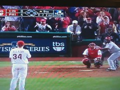 Final out of Halladay's no-hitter