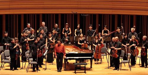 Beethoven piano concerto no.1, TCP/Denis Lee