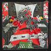 LMNATALE orecchini rossi natale red christmas earrings 1129
