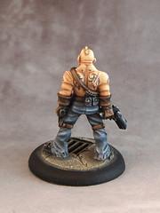 Convict Gunslinger, Malifaux