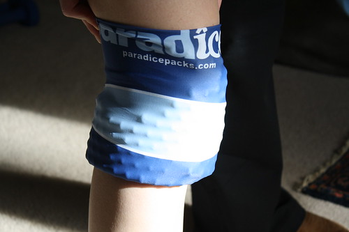 Paradice knee ice pack