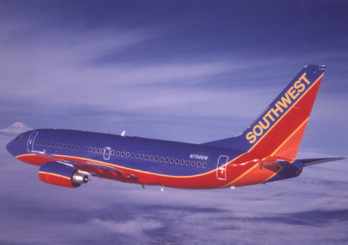 Southwest Airlines: La mayor aerolinea de bajo costo de USA