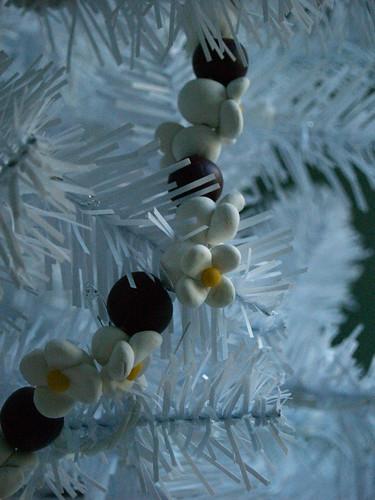 Clay Popcorn Garland