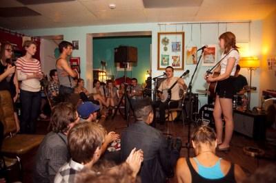 Silver Birch Society @ Raw Sugar Cafe