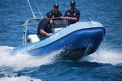 Squadra Nautica della Questura di Roma