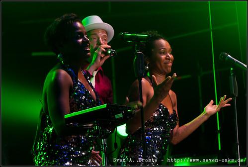 Ngoné Thiam, Jan Delay & Myra Maud / Jan Delay & Disko No.1