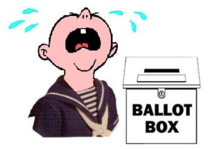 Elections as Temper Tantrums