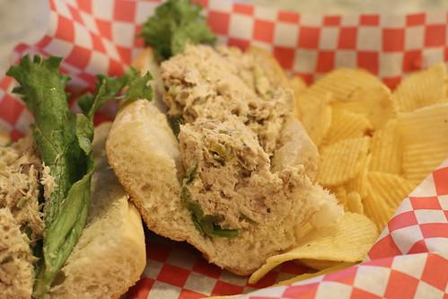 best tuna sanwich