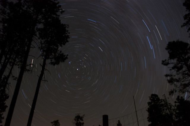 Star Trails 004