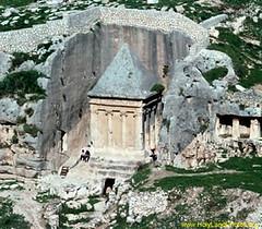 Hasmonean Tomb of Zachariah by hasmonean