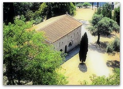 Guimarães - Capela S. Miguel do Castelo