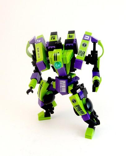 Devastaku Heavy Battle Suit