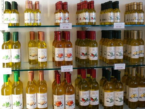 Sciabica's olive oil