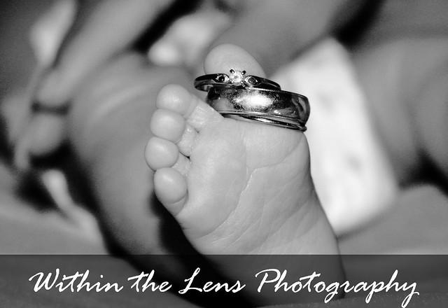 newborn photography, black & white, photography