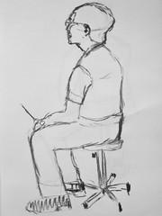 Portrait Course 2010-10-04 # 3