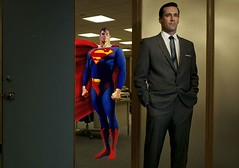 jon hamm superman