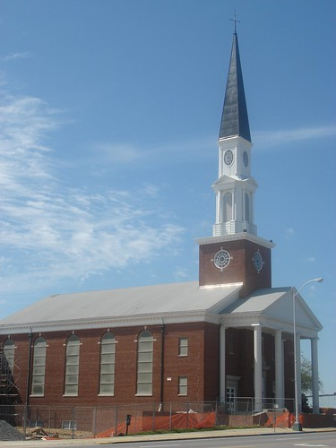 First Baptist Church, Cullman AL