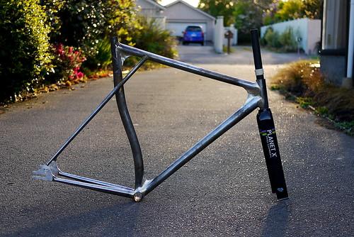 Chris' Pursuit Bike