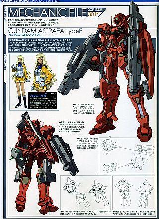 鋼彈00F漫畫 X 假面的鋼彈 X 天使的武器庫 - koumeihung的創作 - 巴哈姆特