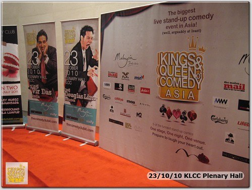 101023 Kings & Queen of Comedy Asia