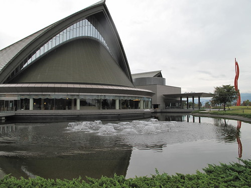 Concert Hall in Fukui