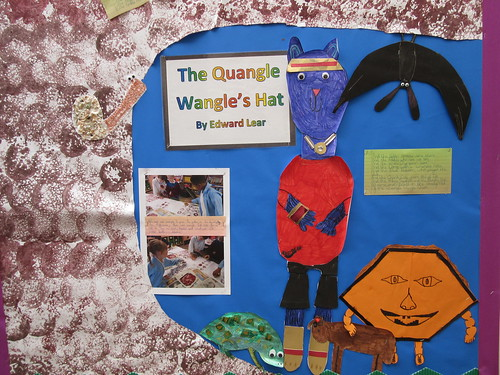 The Quangle Wangle and Friends