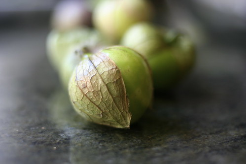 Local Tomatillos