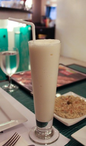 Lassi at The Kebab Factory