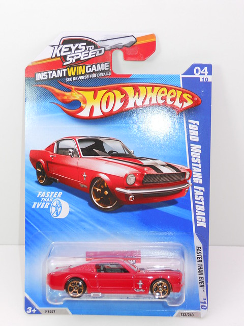 hws ford mustang fastback (1)