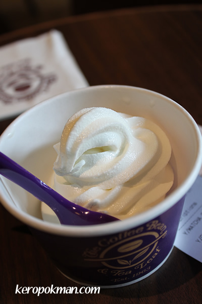 The Frozen Swirl - Classic Vanilla