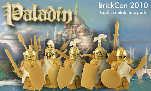 Lego Brickforge Castle Pack Custom