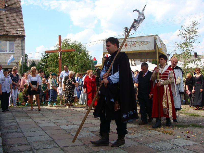 Turniej rycerski 22.08.2010 016