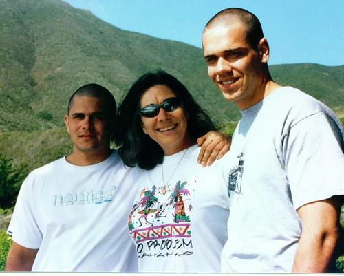 Dustin, Lynn Ann & Daniel Bogard