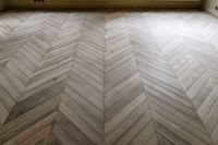 Chevron and herringbone. | Door Sixteen