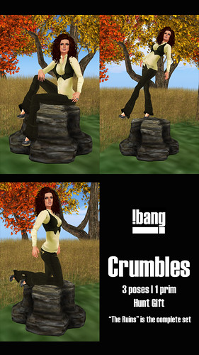 Halloween Hunt 4 Autism Gift - !BANG Crumbles
