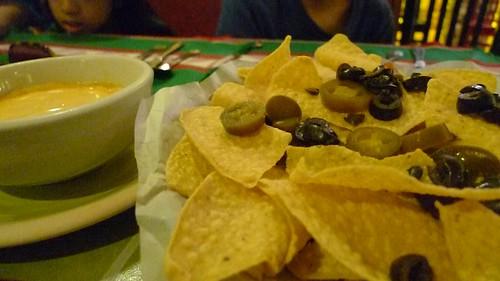 Nacho's @ Zapata's