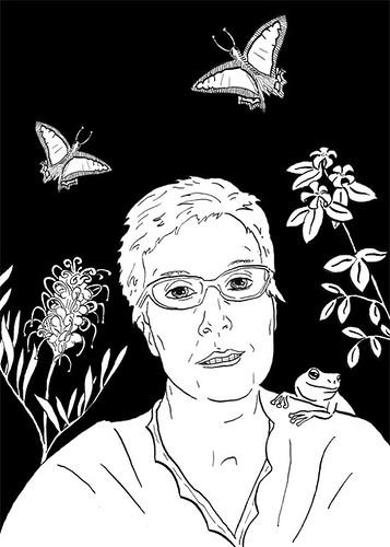 Portrait of Rita