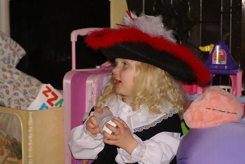 Arrrrgggg. Pirate.