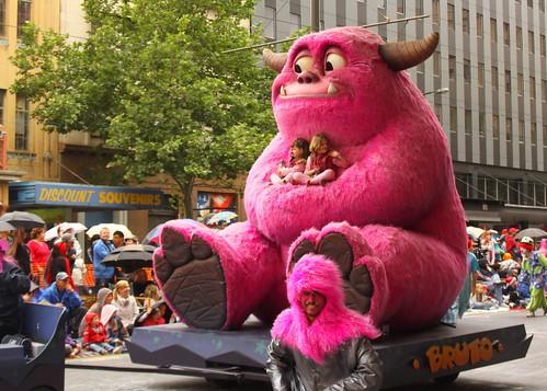 Bruto the Pink Ogre