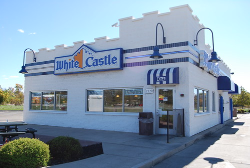 White Castle near Columbus