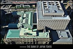 [ Monetary Policies ] The Bank of Japan, Tokyo...