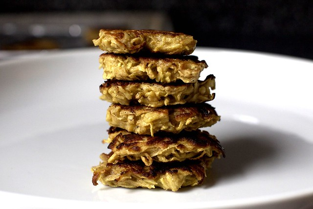 apple latkes