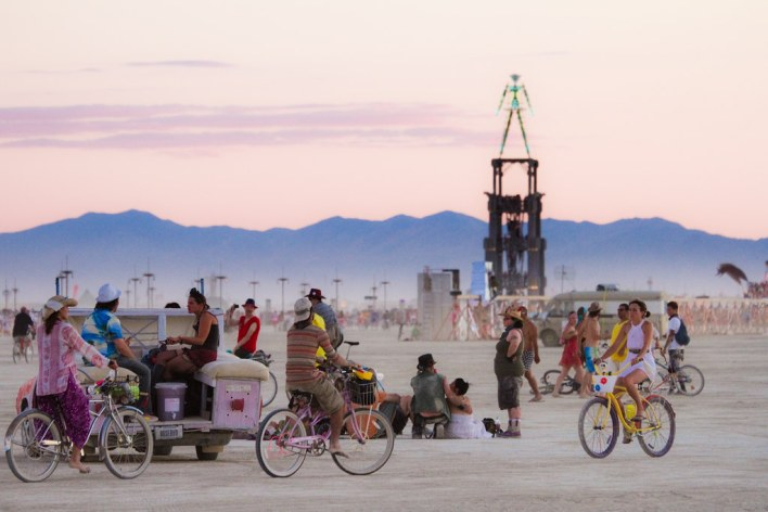 Any Given Moment on the Playa