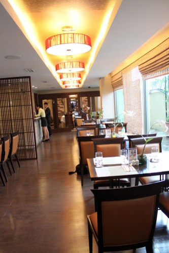 Azalea Restaurant at One Tagaytay Place